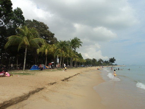 Playas de Singapur: East Coast Park.