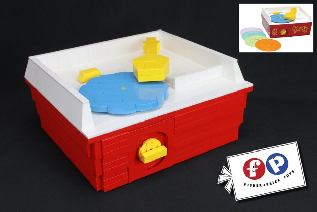 LEGO Fisher Price Record Player 2