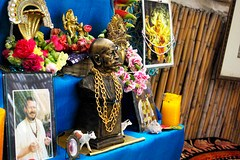 Altar de líderes espirituales