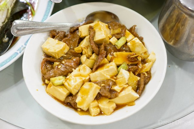 Beef with Tofu