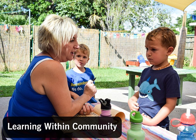 Learning Within Community