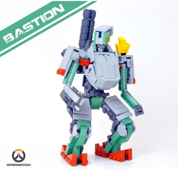 LEGO Overwatch Archives | The Brothers Brick | The Brothers Brick