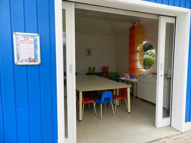 mini club Altamarea Beach Village