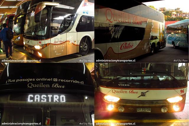 Queilen Bus   Puerto Montt   Modasa Zeus 3 - Volvo / GYPS38 (96)