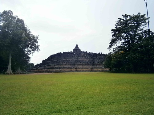 Borobodur Field View