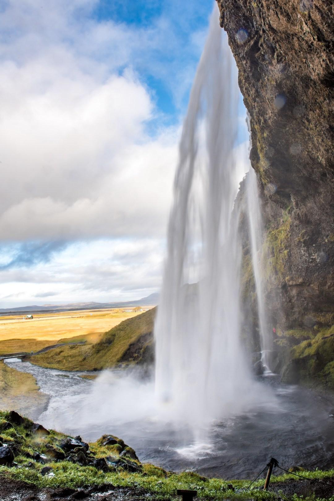 Seljalandsfoss, Iceland 冰島 西爾佳蘭地瀑布