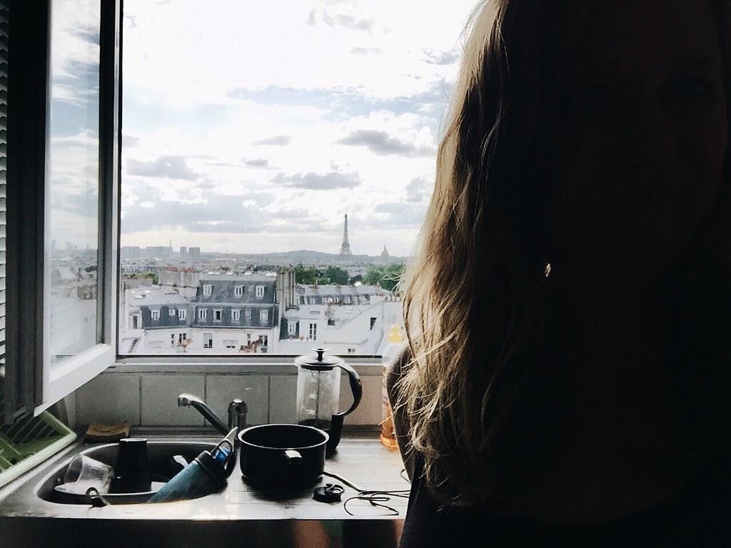 Paris 2016 me view paris