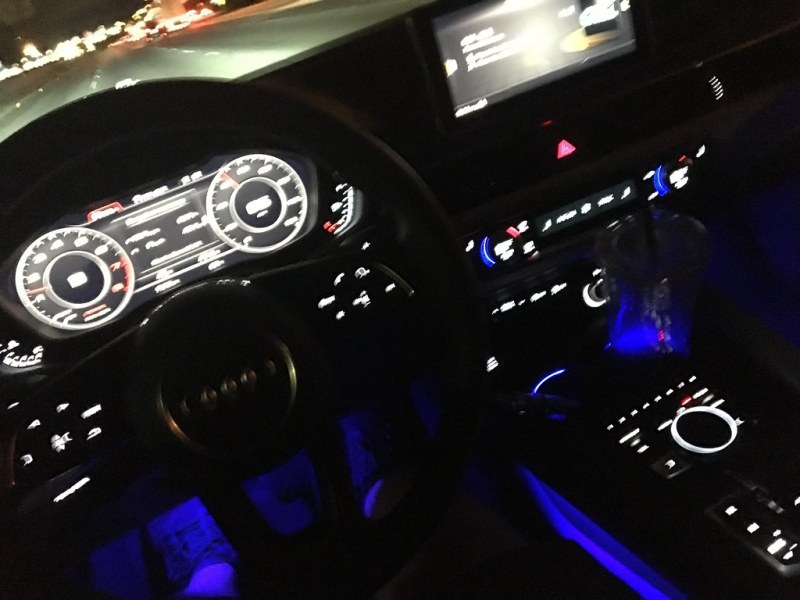 2010 Audi A4 Interior Lights | Billingsblessingbags.org