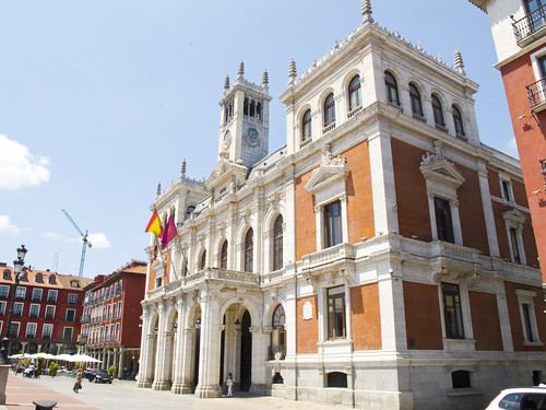 01 Ayuntamiento Valladolid