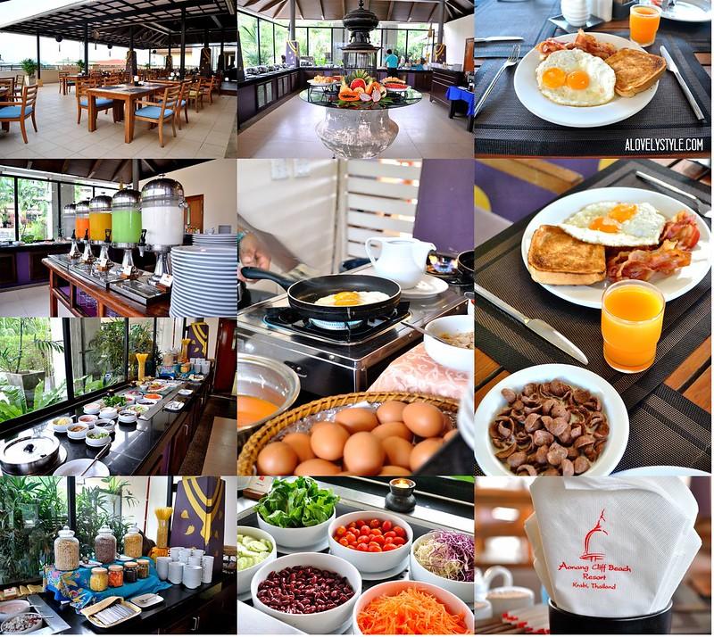 Aonang-Breakfast