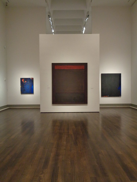 Mark Rothko, Painting. 1961. The Museum of Fine Arts, Houston