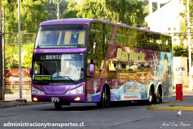 Bus Norte (Cama Mix) | Osorno | Modasa Zeus II - Volvo / FFVS13 - 137
