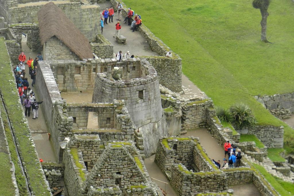 Peru Machu Picchu Templo del Sol 02