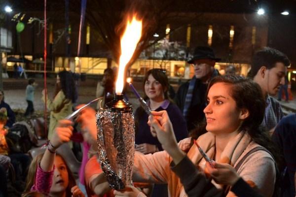 Chanukah on Fire!