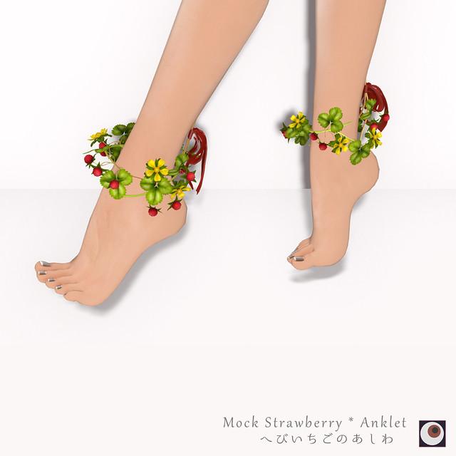 *NAMINOKE*Moc Strawberry-Feet