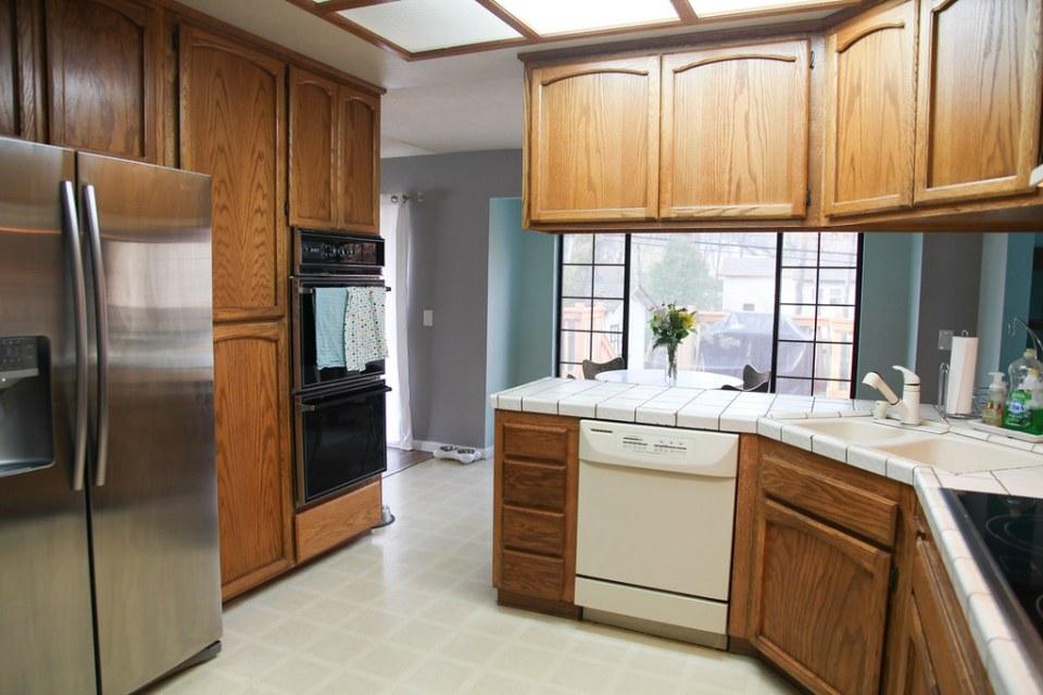 Clean Kitchen is a Happy Kitchen
