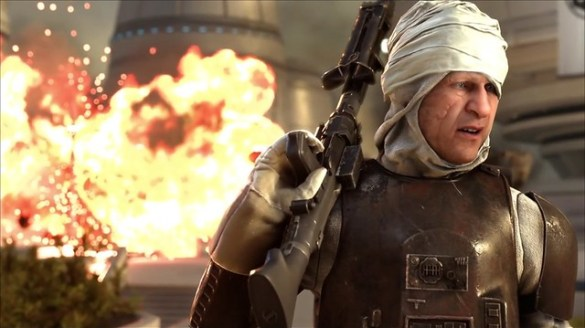 Star Wars Battlefront - Dengar