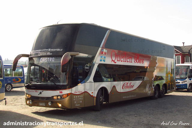 Queilen Bus | Castro | Modasa Zeus 3 - Volvo / GYPS38 (96)