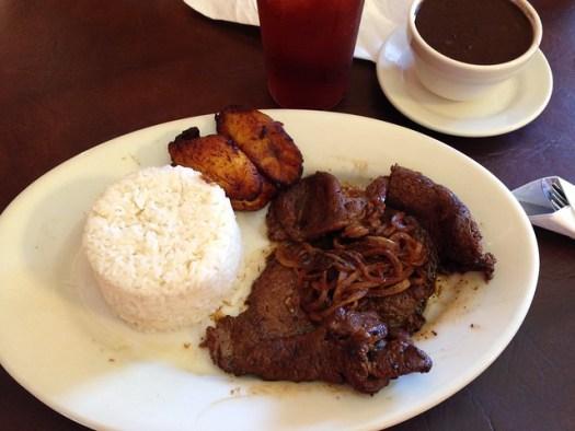 Bestek a la Palomilla, Que Rico! Cuban Cafe, Slidell LA