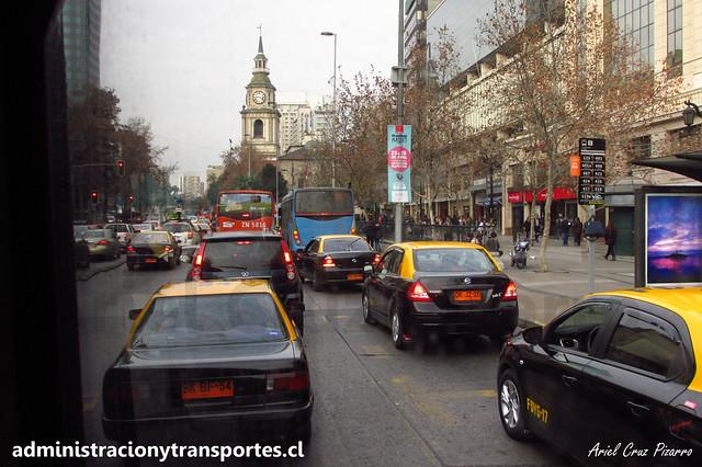 Alameda - Taco - Taxistas