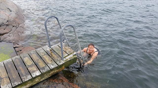 Skärgarden dop - duik in de archipel