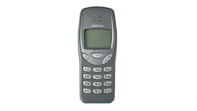 Características de Nokia 3210