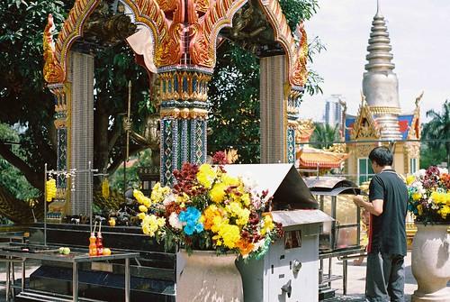 Wat Chetawan in KL