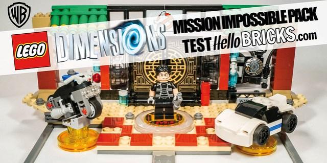 Lego Dimensions 71248 Test Hellobricks