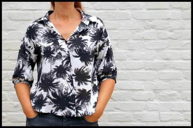 japanese blouse