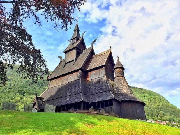 Iglesia Hopperstad