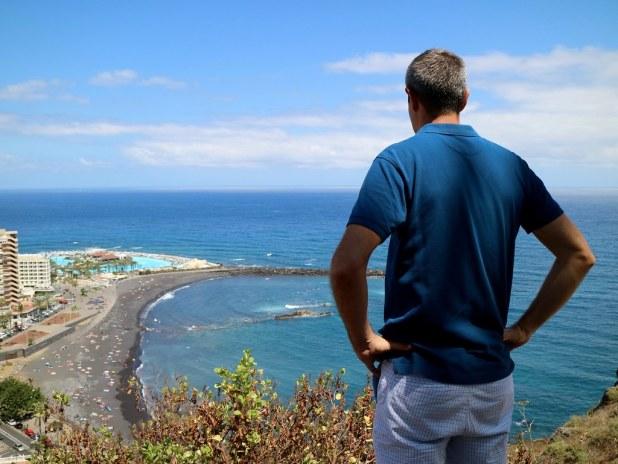 Mirador de La Paz, Puerto