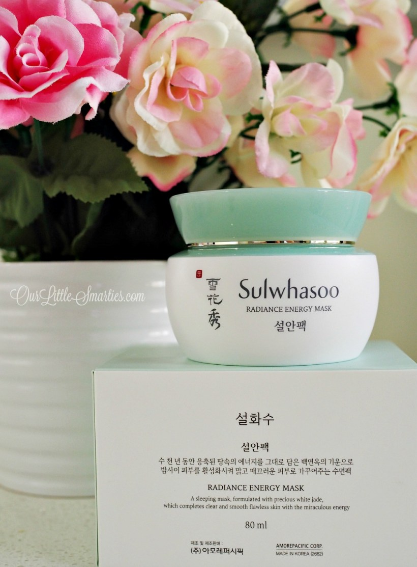 Radiance Energy Mask 3