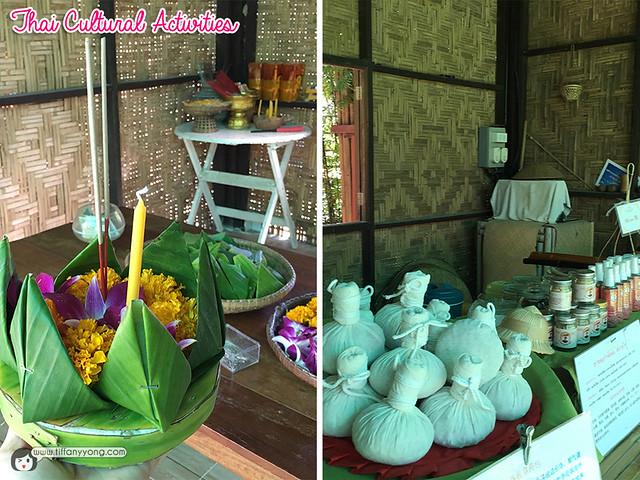 Pattaya Attractions Thai Cultural Activities in Pattaya