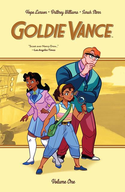 30018755626_38d844055e_z ComicList Preview: GOLDIE VANCE VOLUME 1 TP