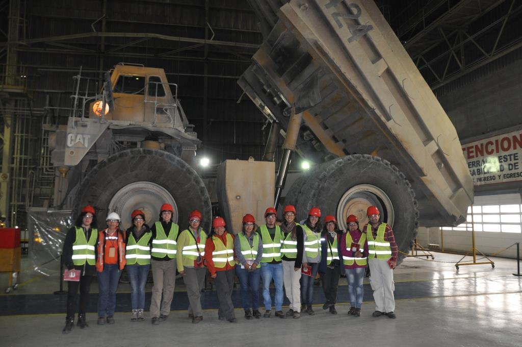 Estudiantes de la UNCA visitaron Minera Alumbrera