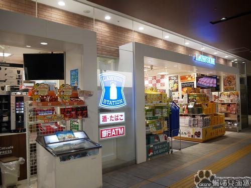 西鉄天神バスターミナル駅