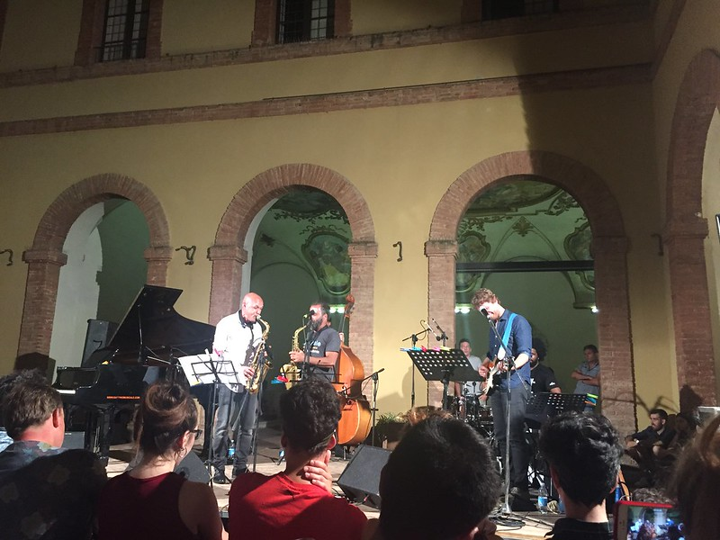 Siena Jazz Workshop 2016