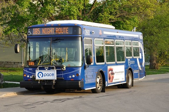 CTA and Pace Brainstorm Ways to Improve North Shore Transit