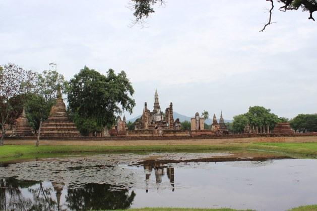 sukhothai thailand AlexExplorestheWorld