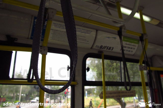 Transantiago E04 | Buses Vule | Caio Mondego H - Mercedes Benz / BJFS83