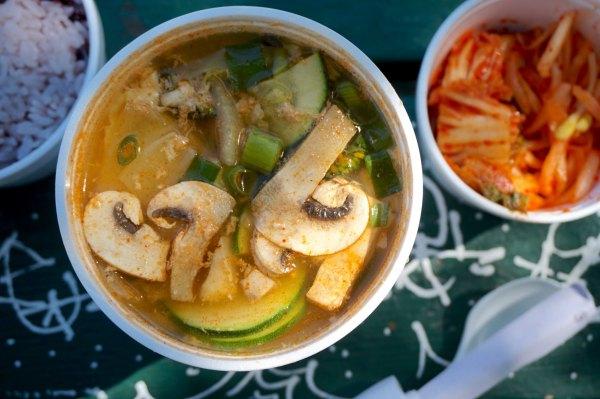 Buk Chang Dong Soon Tofu Soup | thelittleredspoon.com