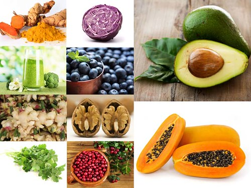 Mejores Alimentos Antiinflamatorios Naturales