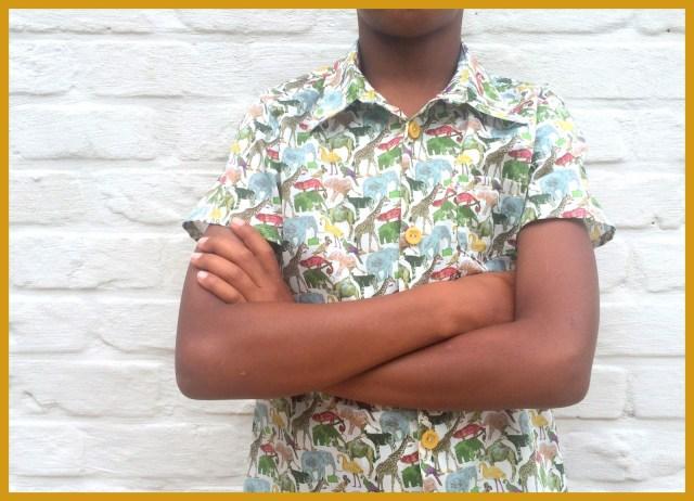 Liberty hemd