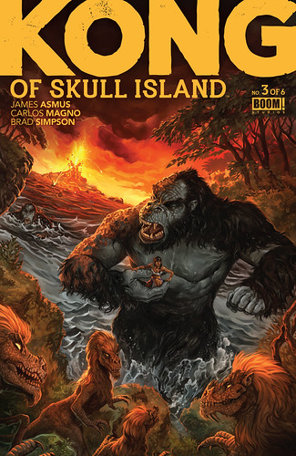 29554777946_e4b2c75864 ComicList Preview: KONG OF SKULL ISLAND #3