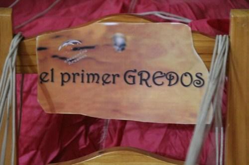 2015. Exposición sobre material de parapente antiguo