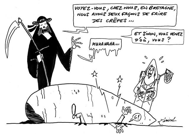 Crêpes bretonnes