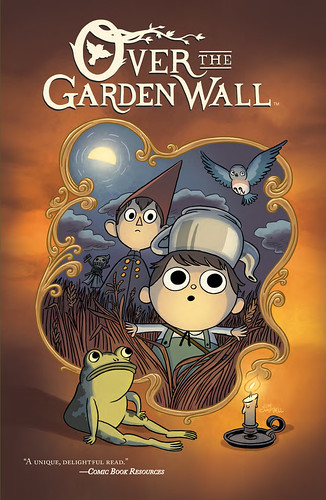 29479188602_a811294f3c ComicList Preview: OVER THE GARDEN WALL TOME OF THE UNKNOWN TP