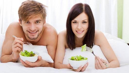 Makanan yang bisa meningkatkan nafsu birahi