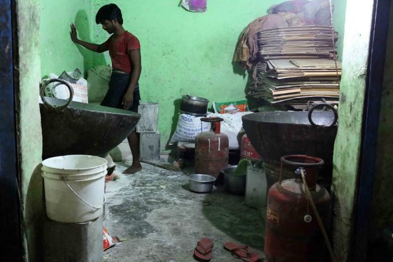 City Neighborhood - Batla House, South Delhi