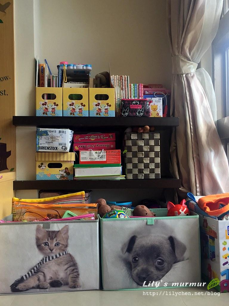 這是目前小妮的玩具收納方式,詳細介紹請看下方影片喔!